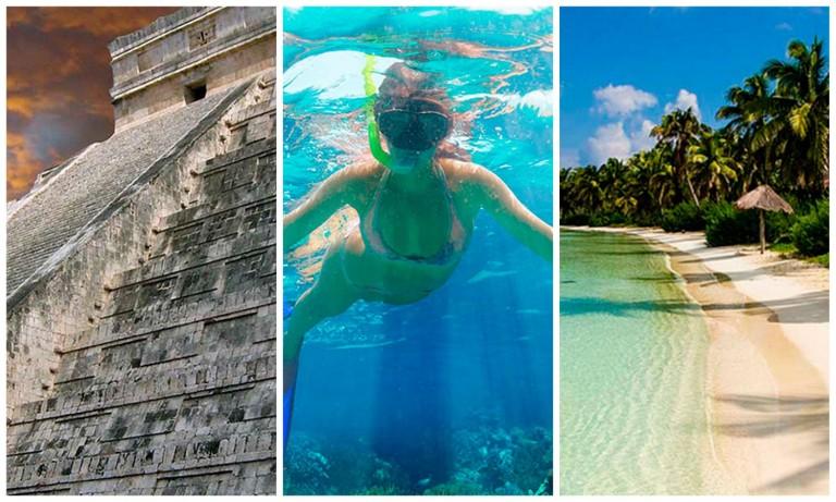 Paquete #1 - Excursiones en la Riviera Maya