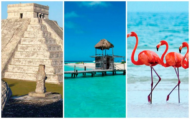 Paquete #4 - Excursiones en la Riviera Maya