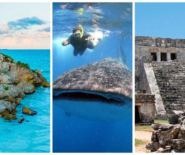 Paquete #5 - Excursiones en la Riviera Maya