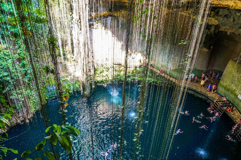 Cenote hubiku 3