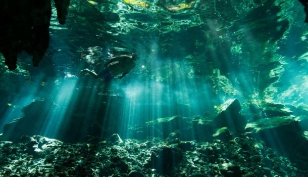 cenotes gran cenote