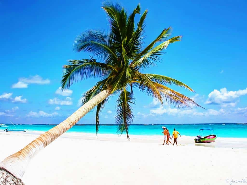 Riviera maya playas - Playa Paraiso