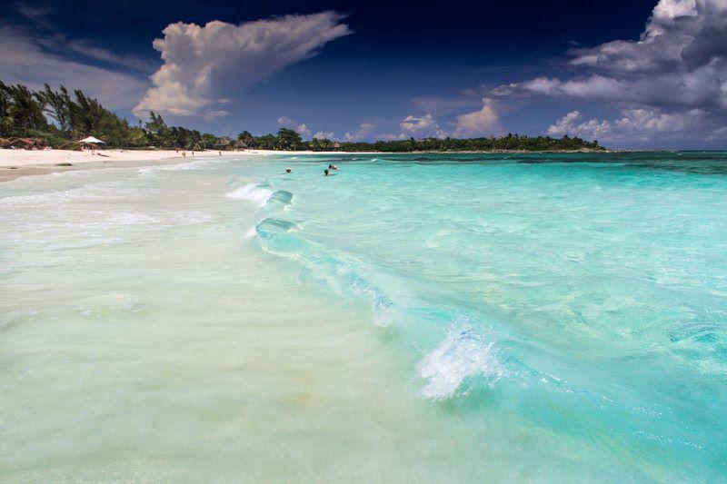 Riviera maya playas - Xpu-Ha