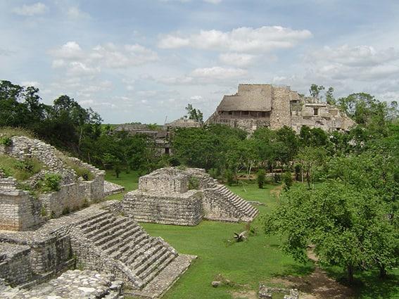 zonas arqueológicas en la Riviera Maya, Ek Balam