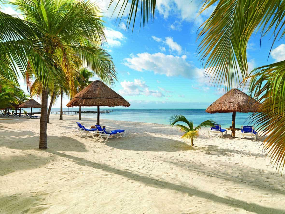 Lugares para visitar en el Caribe Mexicano