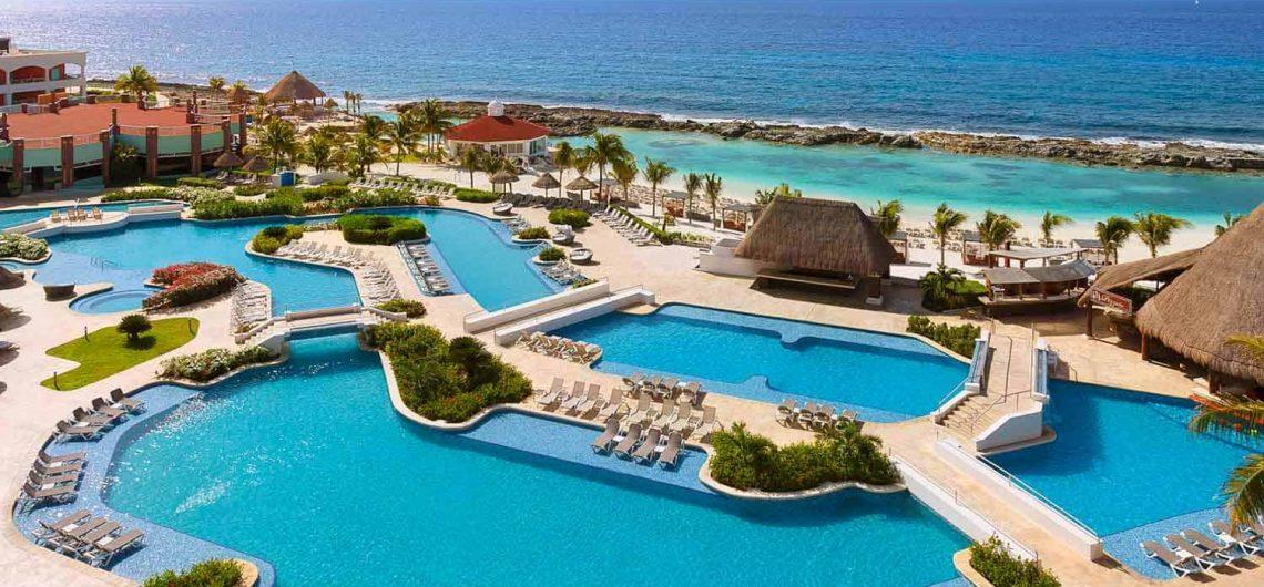 los mejores hoteles todo incluido de la Riviera Maya - Excursiones Mundo Maya