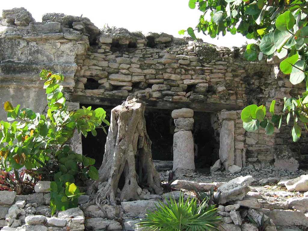 Ruinas de Xaman Ha, Playa del Carmen