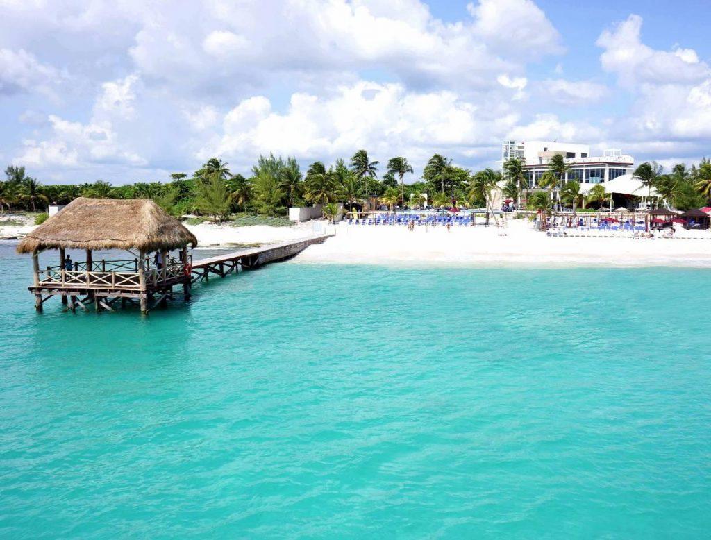 Playas secretas en el caribe