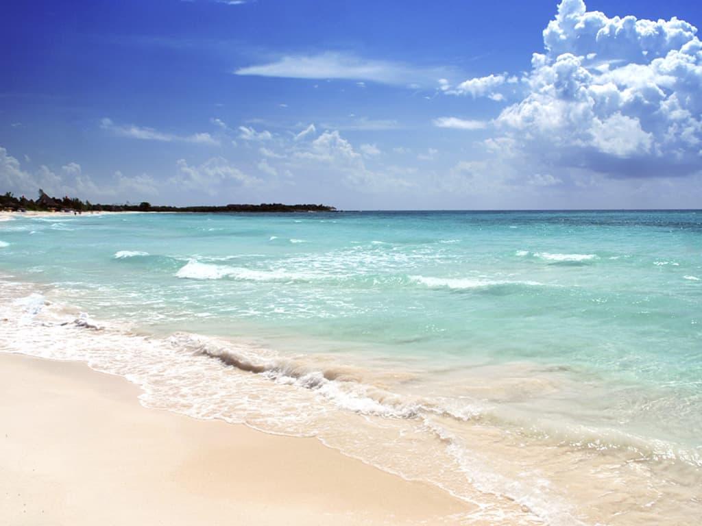 Playas secretas en la Riviera Maya